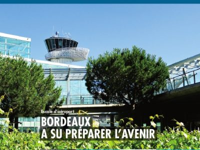 Couverture magazine Aeroport Deal